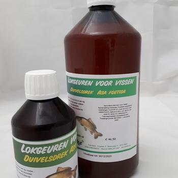 Echte duivelsdrek (asa foetida) - 1000 ml