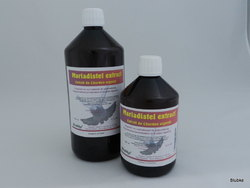 Mariadistel extract duiven - 1000 ml