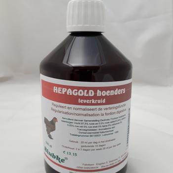 Hepagold hoenders - 200 ml