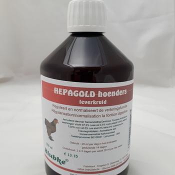 Hepagold hoenders - 500 ml