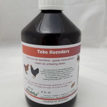 Tobo hoenders - 500 ml