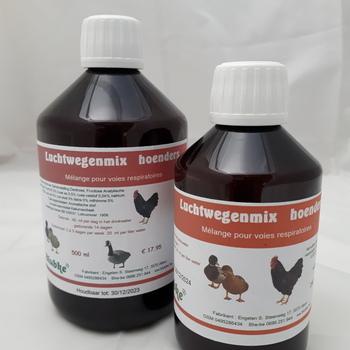 Luchtwegenmix Hoenders - 250 ml