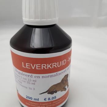 Hepagold honden - 200 ml