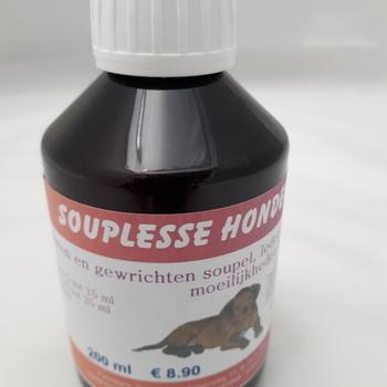 Souplesse honden - 1000 ml
