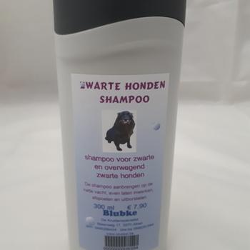 Shampoo Zwarte honden - 300 ml