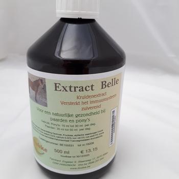 Kruidenextract BELLE - 500 ml