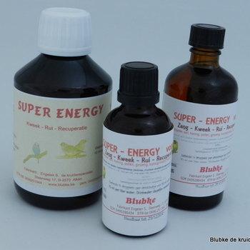 Energy vogels - 50 ml
