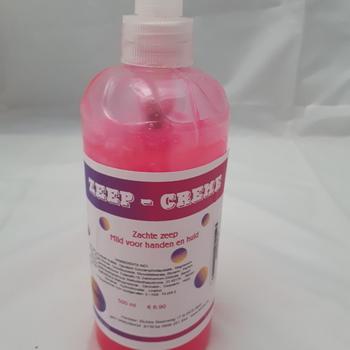 Zeepcrème - 500 ml