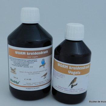 Worm drink vogels - 1000 ml