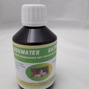 Oogwater katten - 200 ml