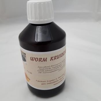 Worm-drink katten - 250 ml