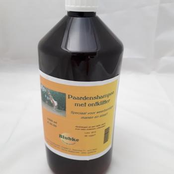 Shampoo met ontklitter paarden - 1000 ml